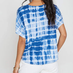 Moon Dance Tie Dye Top