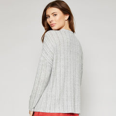 Christi Ribbed Sweater