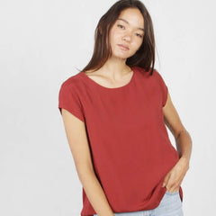 Janet Soft Layer Tee