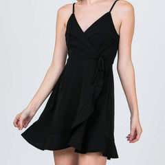 Perfect Little Black Dress from Olive Scent at Charm Boutique in Gulf Shores