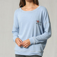 Donut Worry Be Happy Pullover