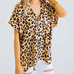 Purring Like a Cheetah Tunic
