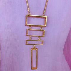New on the Block Necklace