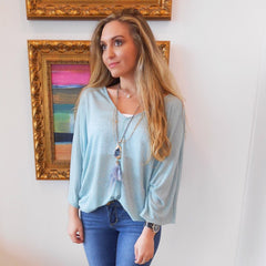 Boat Dreams Sweater by Caramela at Charm Boutique in Gulf Shores, Alabama