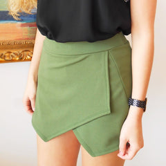 Envelope Skort by Karlie at Charm Boutique in Gulf Shores, Alabama