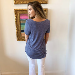 Everyday Short Sleeve Tee from Mod Ref at Charm Boutique