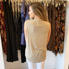 Hallie Cowl Neck Tank from Wishlist at Charm Boutique in Gulf Shores