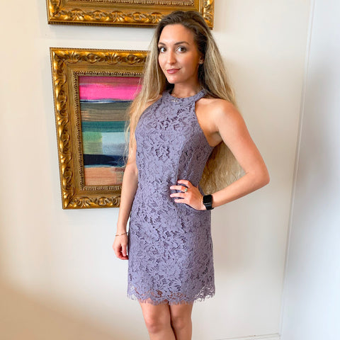 On to Better Things Lace Dress