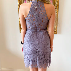 On to Better Things Lace Dress from She + Sky at Charm Boutique in Gulf Shores
