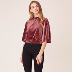 Velveteen Dream  Blouse
