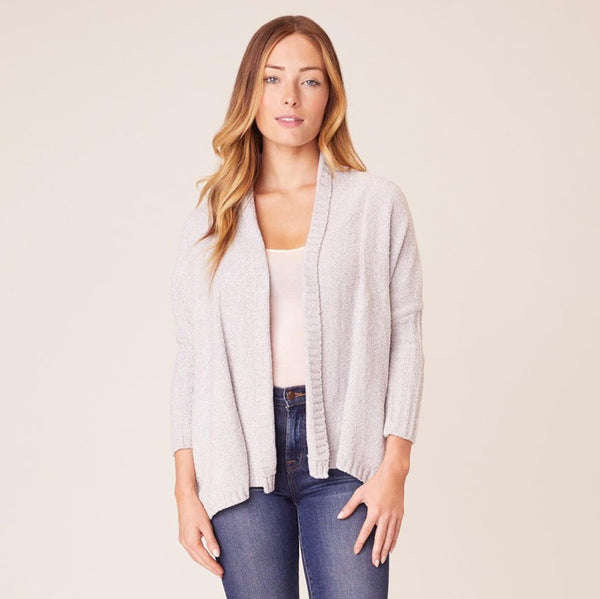 Silver Linings Toffee Cardigan