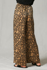 On the Prowl Leopard Palazzo's