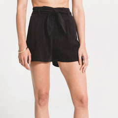 Cassinella Washed Black Short