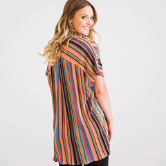Bright Stripes Tunic