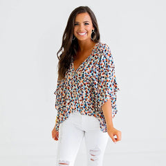 For the Love of Dots Blouse