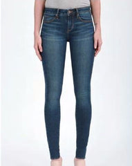 Mya Skinny Jean in Alpha Wash at Charm Boutique