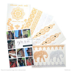 Sheebani Flash Tattoos at Charm Boutique in Gulf Shores
