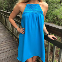 Coronado Turquoise Dress