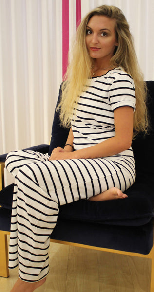 Anchors Away Stripe Pant