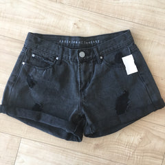 Behy Boyfriend Short in Dresden Wash