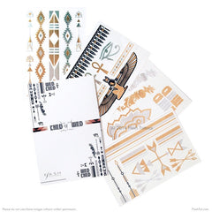 Child of Wild Flash Tattoos at Charm Boutique