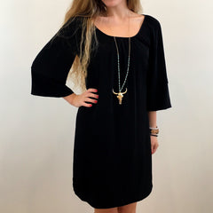 Glam Classic Dress at Charm Boutique Gulf Shores