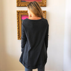 Lightweight French Terry Top