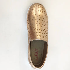 Greatness Rose Gold Sneaker at Charm Boutique in Gulf Shores, Alabama