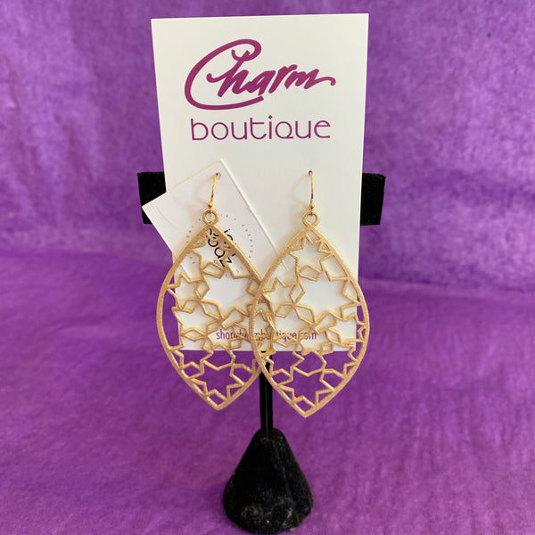 Twilight Earring Gold