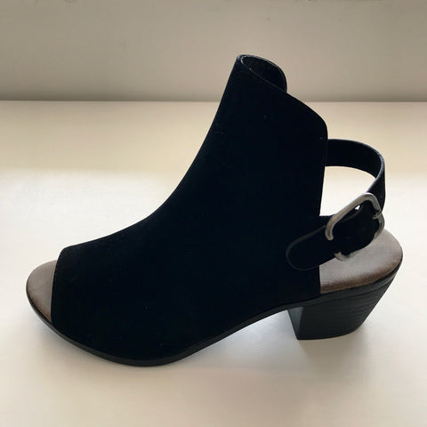 Sorrento Cutout Bootie
