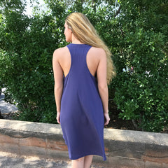 High Neck Ribbed Dress at Charm Boutique Gulf Shores