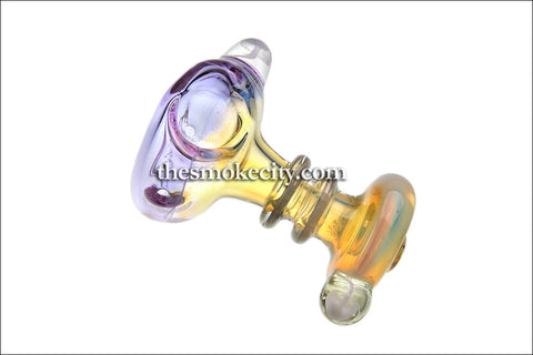 "Hand Pipe -1015 (3.5"" thick Glass hand pipe)"