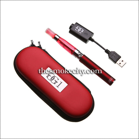 VP-1124 (Vape E Liquid Pen with case - Red)