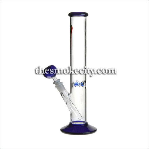 WP-1134 (14 inch straight Water Pipe with Ice catcher)