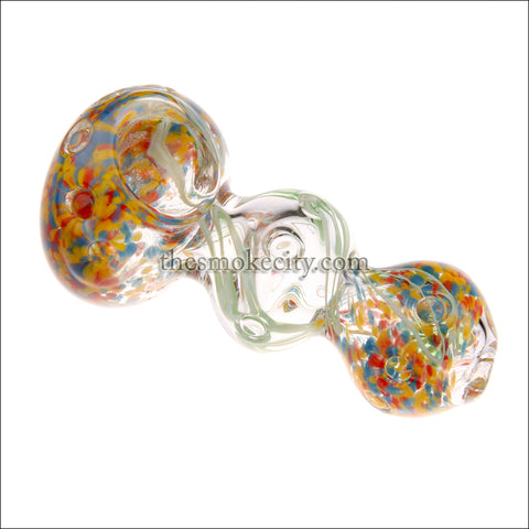 HP- 1202 (4 inch colored glass hand pipe)