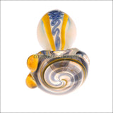 HP- 1209 (4 inch Yellow Glass pipe)