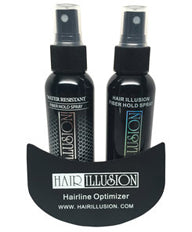Spray, Optimizer Water resistant - Hair Illusion LLC