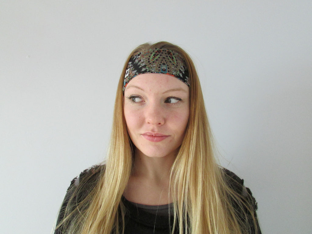 Extra Wide Stretchy Headband