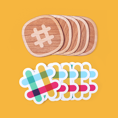 Slack Sticker Multi-Pack