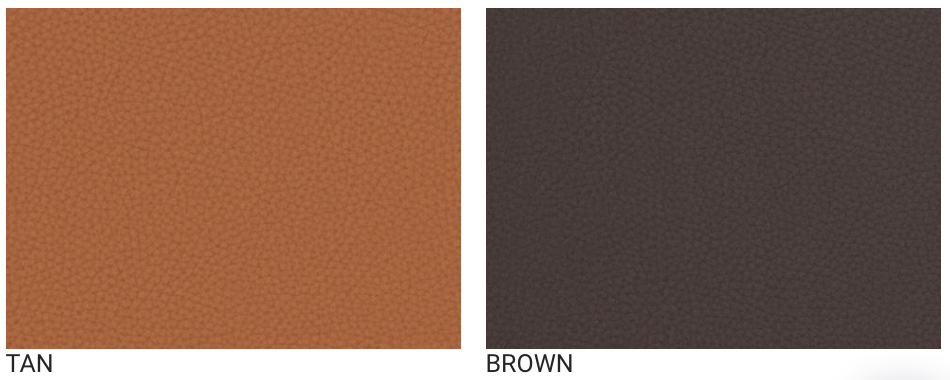 monte design enviroleather tan and brown