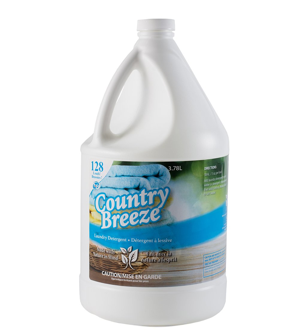 Country Breeze Laundry Detergent