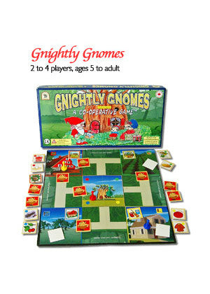 Gnightly Gnomes Cooperative Game