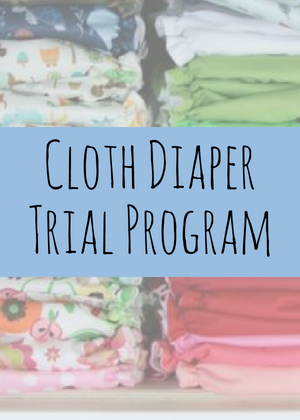 Cloth Diaper Trial Program