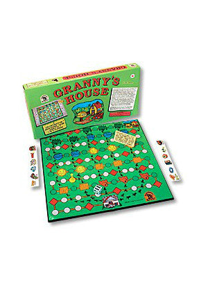 Granny's House Cooperative Game  -Go Green Baby