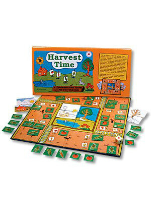 Harvest Time Cooperative Game  -Go Green Baby