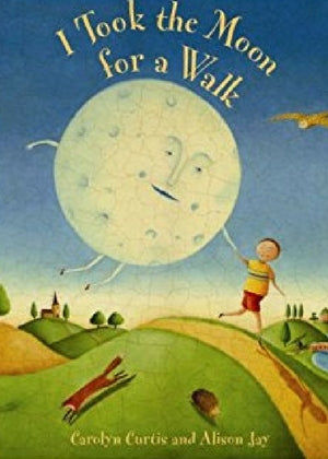 I Took The Moon For A Walk  -Go Green Baby