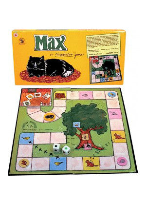 Max the Cat Cooperative Game  -Go Green Baby