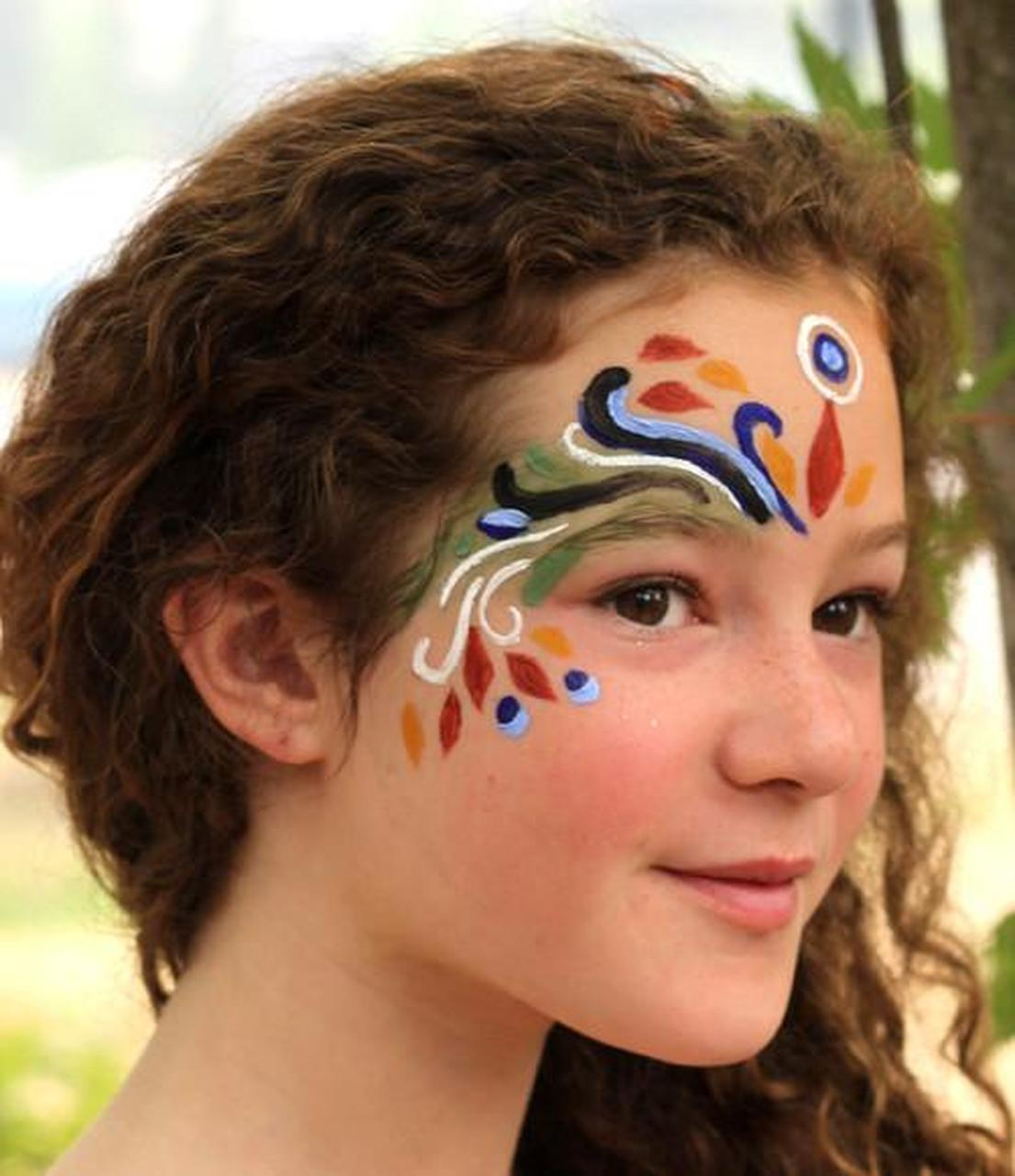 Natural Earth Paint - Face Paint Kit