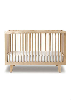 Oeuf Sparrow Crib  -Go Green Baby