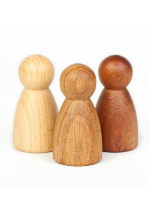Wood Nins (Beech, Oak and Sapeli)